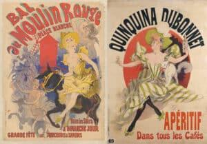 French poster artist Jules Chéret